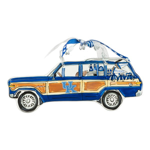 Kentucky Wagoneer Ornament