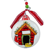 Load image into Gallery viewer, Happy Howlidays Puff Ornament