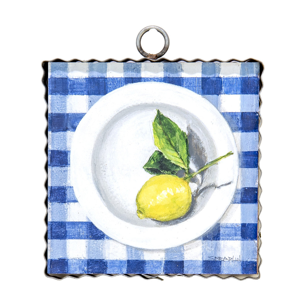 Lemon & Gingham Gallery