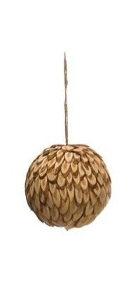 Round Dried Natural Ornaments