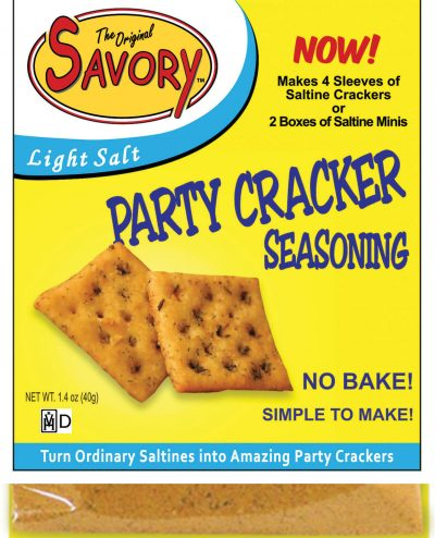 Low Sodium Cracker Mix