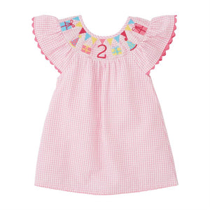 Two Smocked Dress