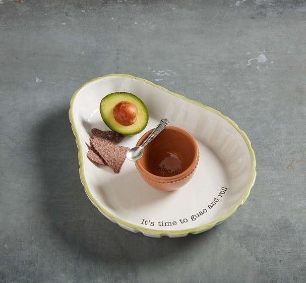 Avocado Chip & Dip Set
