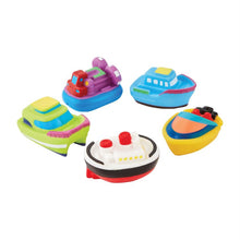 Load image into Gallery viewer, Boat Bath Toy Set