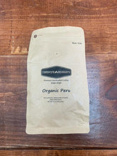 Load image into Gallery viewer, Campfire Roasters Organic Peru Coffee