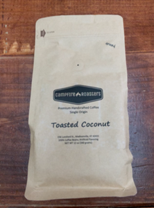 Campfire Roasters Toasted Coconut  Coffee