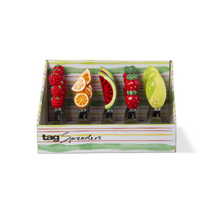 Fruit Spreaders