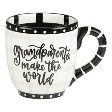 Load image into Gallery viewer, Grandparents Make the World Better Mug