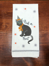 Load image into Gallery viewer, Halloween Sequin Towels Asst