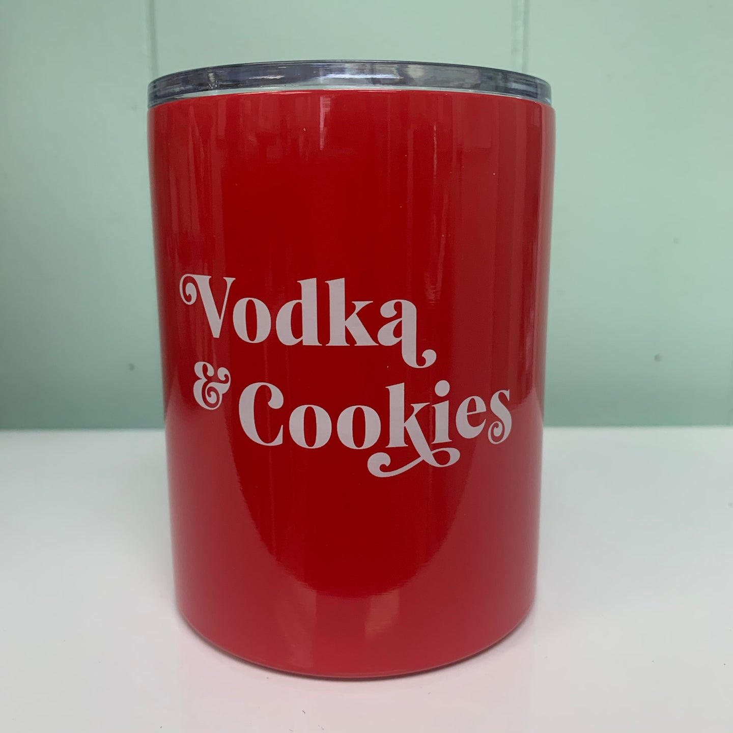 Vodka & Cookies Tumbler