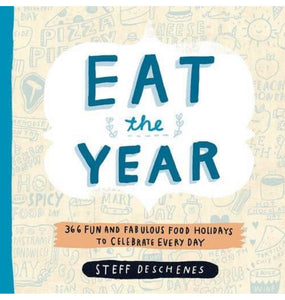 Eat the Year Cookbook