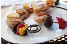 Load image into Gallery viewer, NonStick Circle Kabobs Skewers