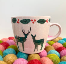 Load image into Gallery viewer, Whimsical Holiday Mug