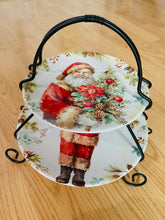 Load image into Gallery viewer, A Christmas Story 2 Tier Server and Plates