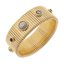 Load image into Gallery viewer, Statement Watch Band Bangle