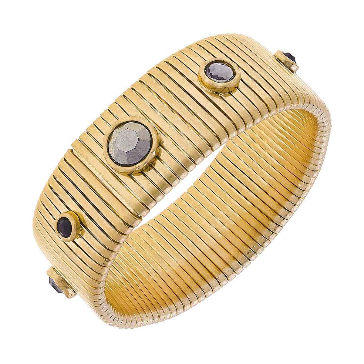 Statement Watch Band Bangle