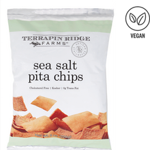 Load image into Gallery viewer, Sea Salt Pita Chips