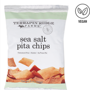 Sea Salt Pita Chips