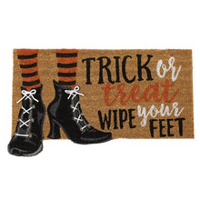 Load image into Gallery viewer, Witch Shoes Door Mat