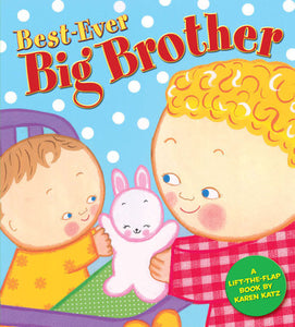 Best-Ever Big Brother Book