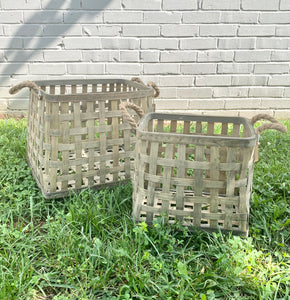 Small Winthrop Basket