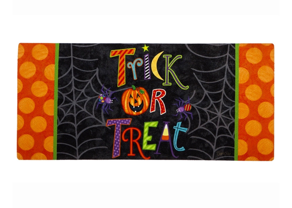 Trick or Treat Sass Insert