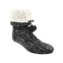 Load image into Gallery viewer, Chenille Slipper Socks