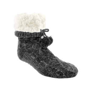 Chenille Slipper Socks