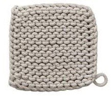 Load image into Gallery viewer, Crocheted Pot Holder