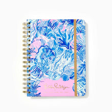 Load image into Gallery viewer, Lilly Pulitzer Large 17 Month Agenda