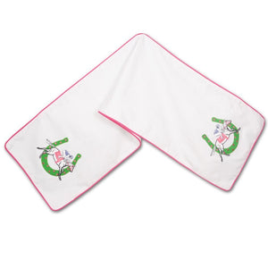Derby Horse Table Runner