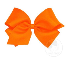 King Grosgrain Bow Assorted