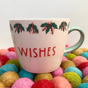 Whimsical Holiday Mug