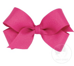 Mini Grosgrain Bow Asst
