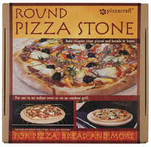 Load image into Gallery viewer, Round Pizza Stone