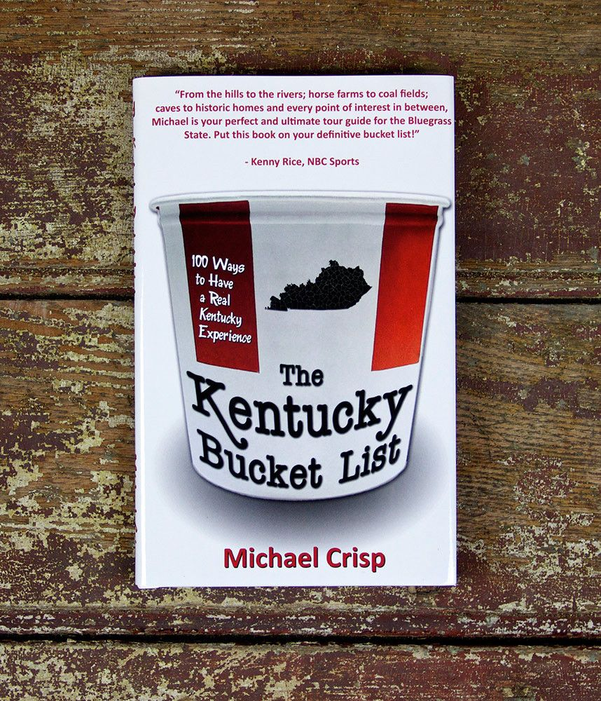 The Kentucky Bucket List Book