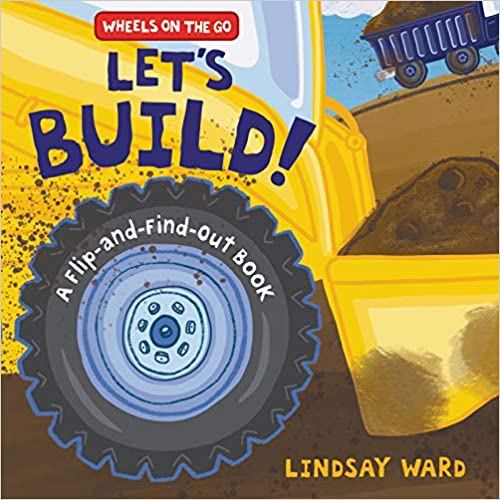 Let's Build Board Book