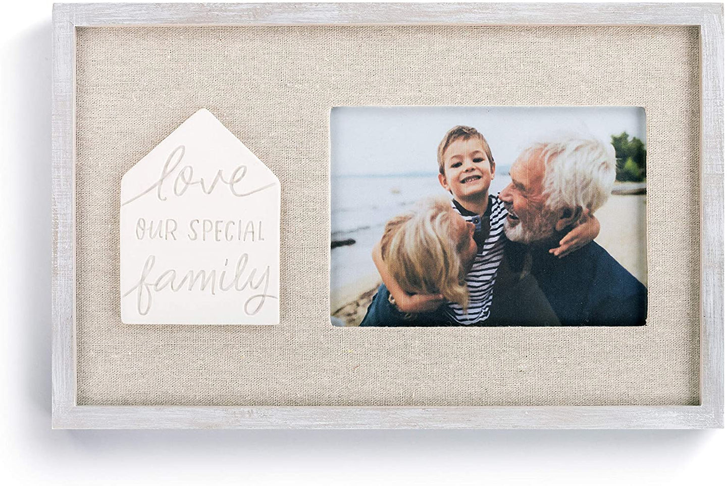 Love Our Special Family Frame