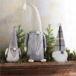Gray Weighted Gnomes