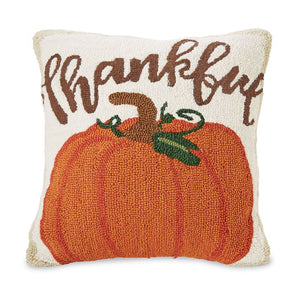 Thankful Hook Pillow