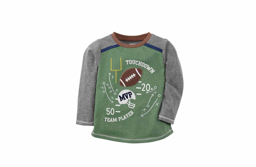 Toddler Touchdown Shirt
