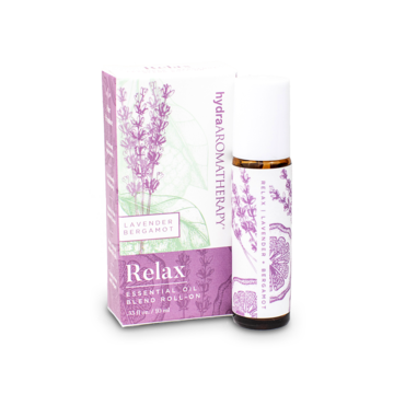 Relax Roll-On Essential Oil