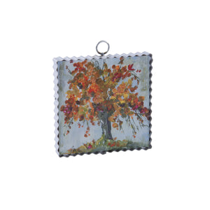 Mini Tree of the Seasons -Fall