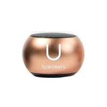 Load image into Gallery viewer, Mini Speaker Rose Gold