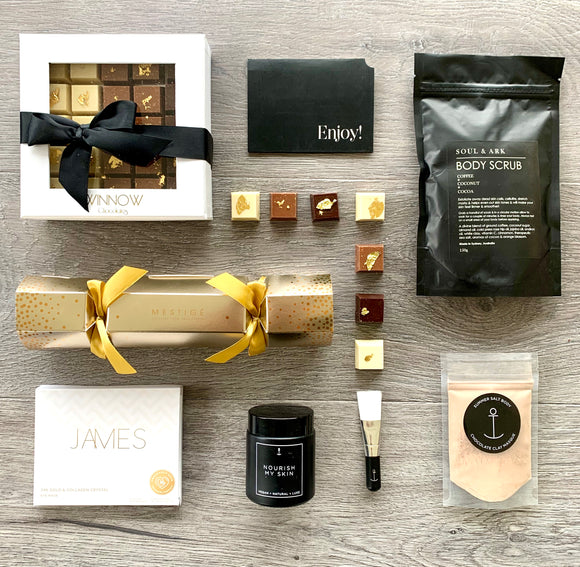 Christmas Wishes Pamper Hamper