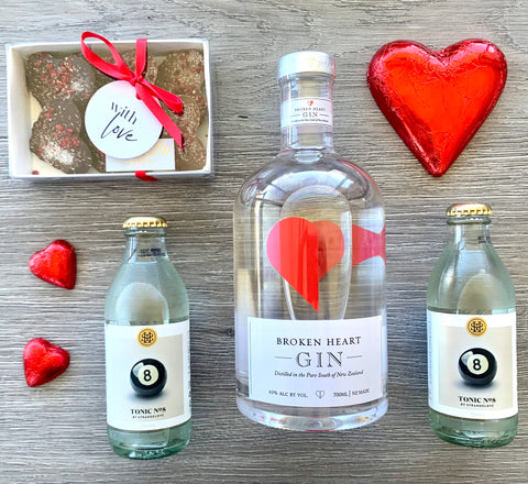 Gin Gift Hamper - The Hamper Collective Australia