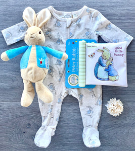 Peter Rabbit Baby Gift Hamper