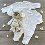 New Arrival Baby Boy Gift Hamper - The Hamper Collective Australia