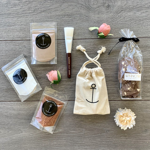 Mini Spa Day Gift Hamper - The Hamper Collective Australia