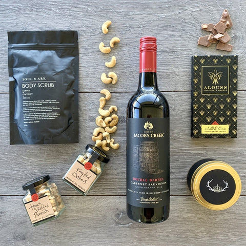 Red & Relax - The Hamper Collective Australia